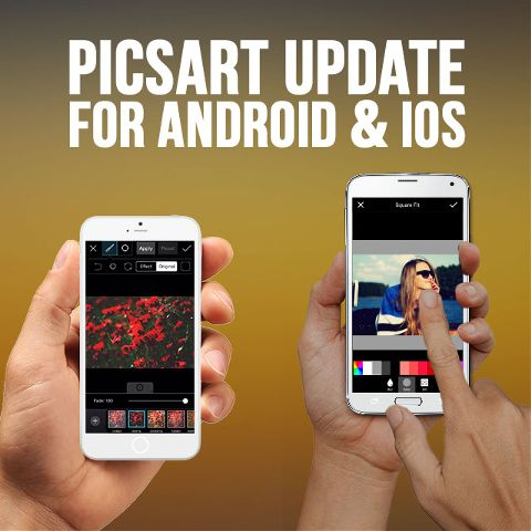 android and iOS update