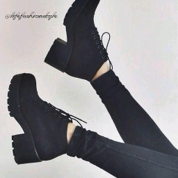 fashionbootsdark darkfashion boots tumblrfashion life