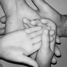 wapoldvsnew monochrome blackandwhite handstudy family