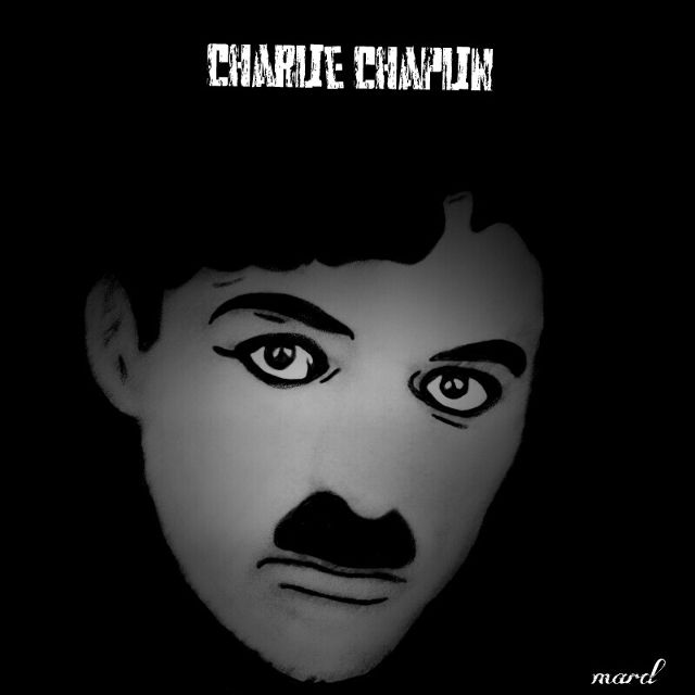 charlie chaplin drawing contest winner