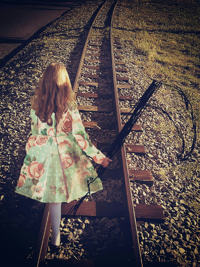 #railway #reaper #gddressup #floral