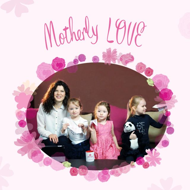 motherly love frames