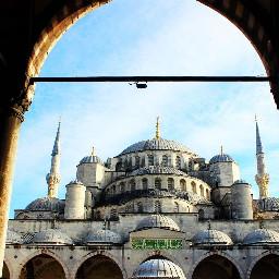 bluemosque istanbul