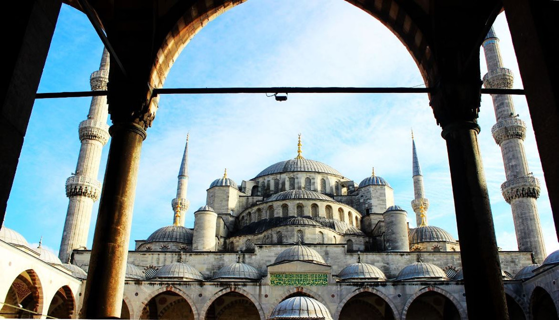 Sultan Ahmed Mosque, #bluemosque, #Istanbul, Turkey