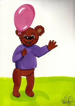 promarkers letrasetpromarkers teddybear drawn drawing