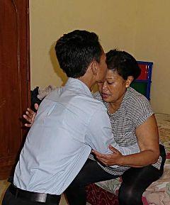 love mother pray