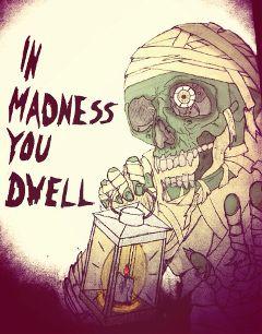 drawing sketch art skull mummy