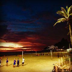 sun beach ipanema brazil