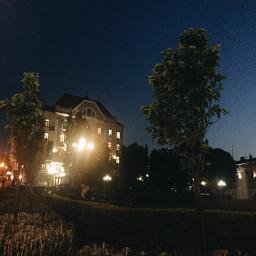 night_time city