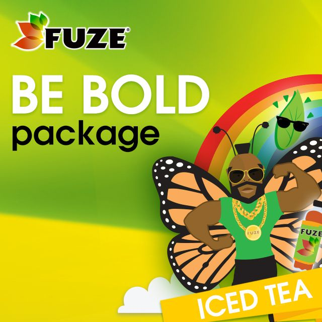 Be Bold package