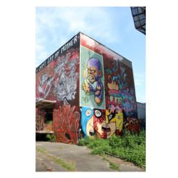 photography graffiti berlin urbex lost
