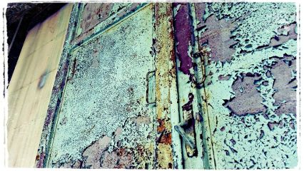 old art hdr colorful vintage