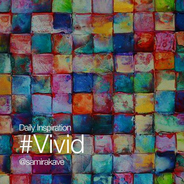 daily inspiration #vivid