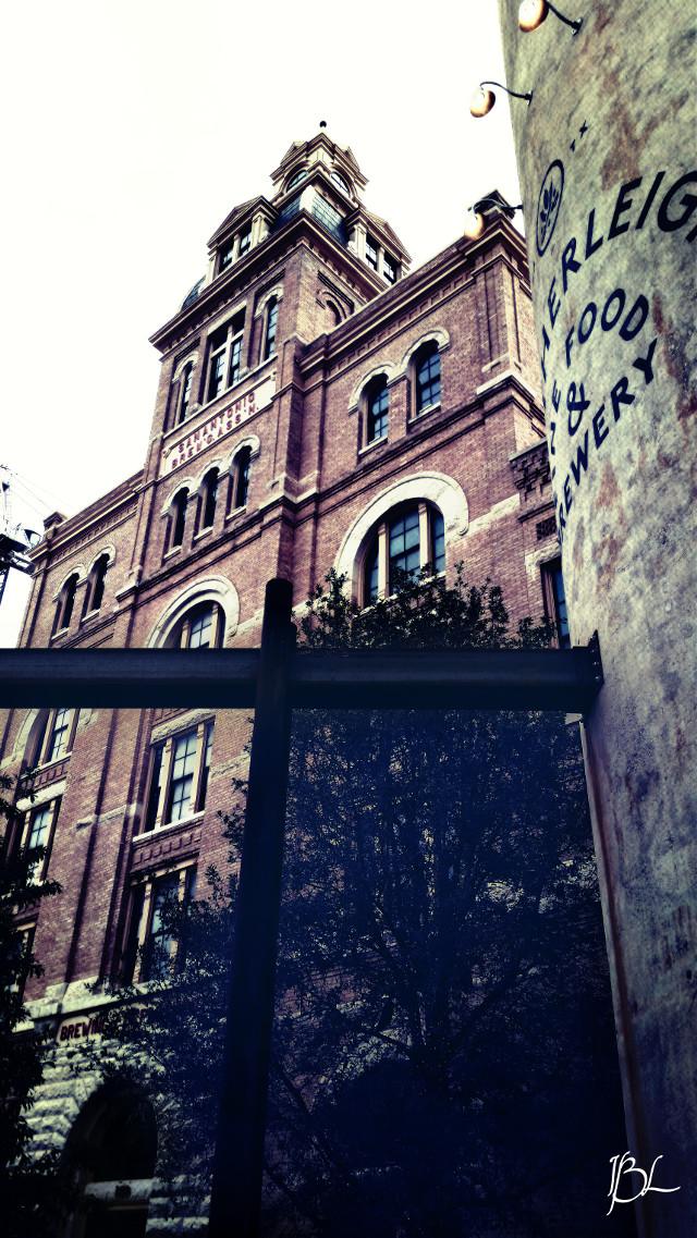 Old brewing company.   #sanantoniotx #city  #oldbuildings