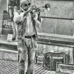blackandwhite music people photography wppjazz