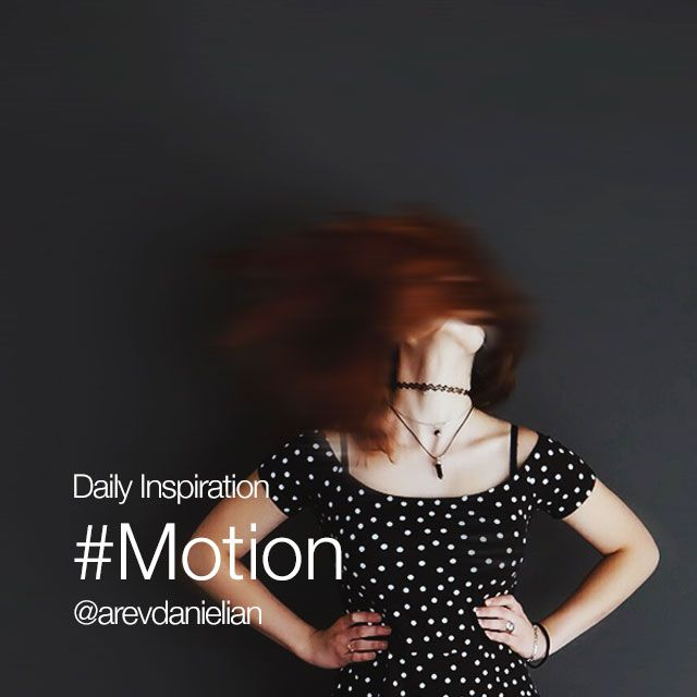 edit the photo with motion effect