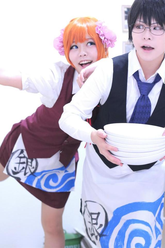 Gintama #cosplay #anime