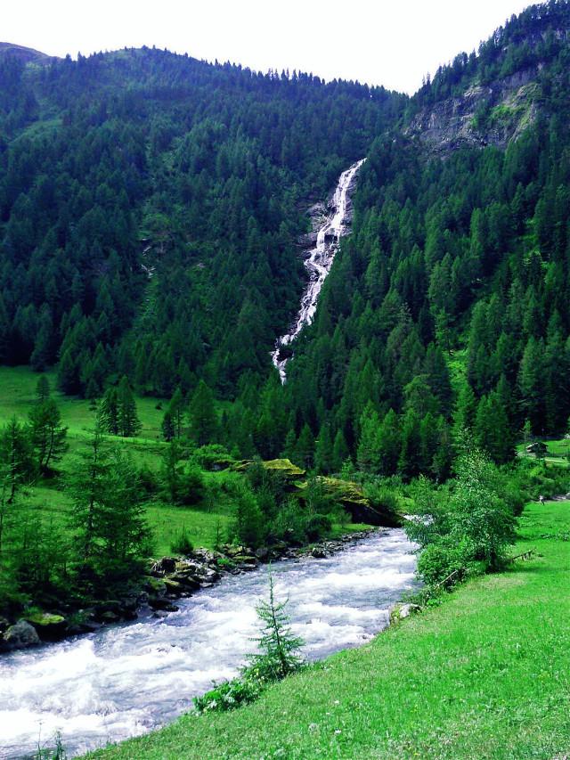 #nature  #waterfalls  #austria