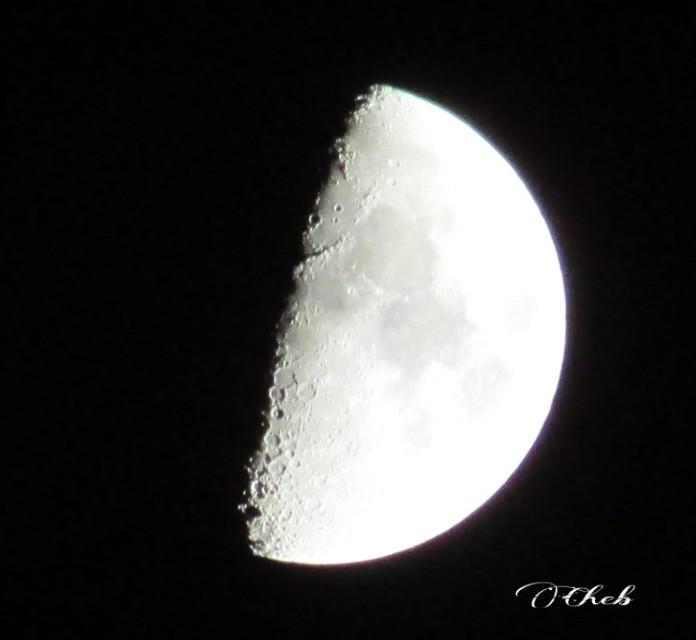 #sidelight #moon