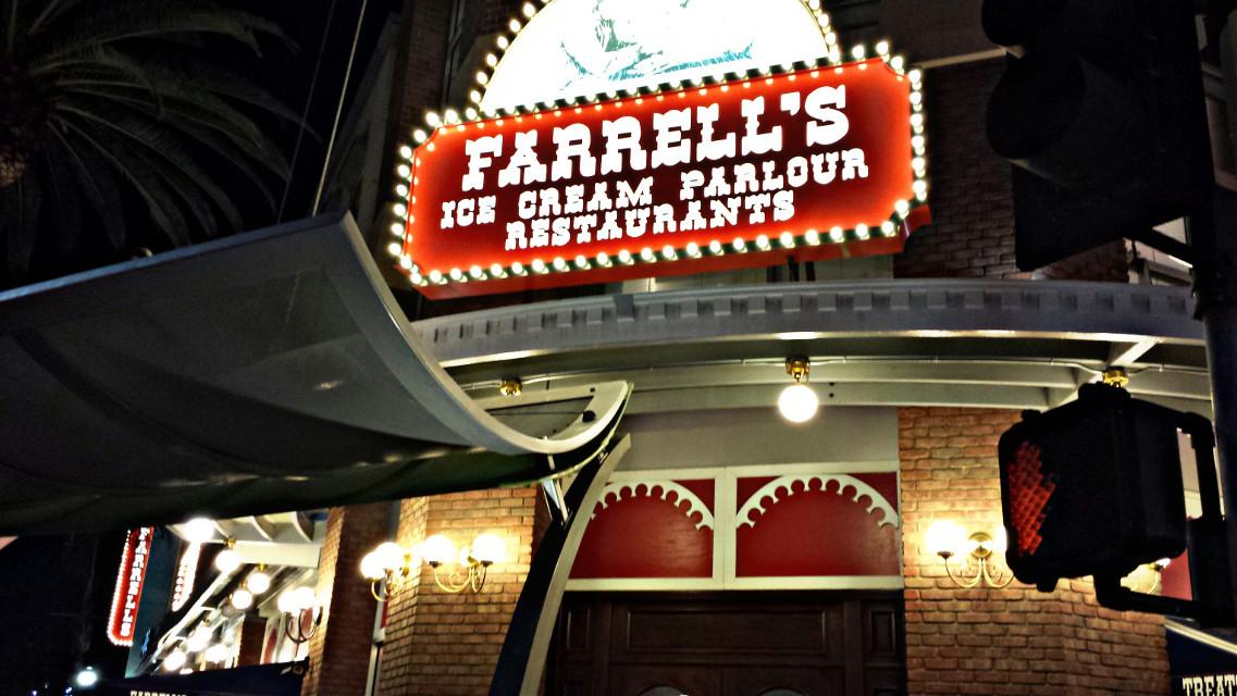 #Farrell's #Brea, Ca