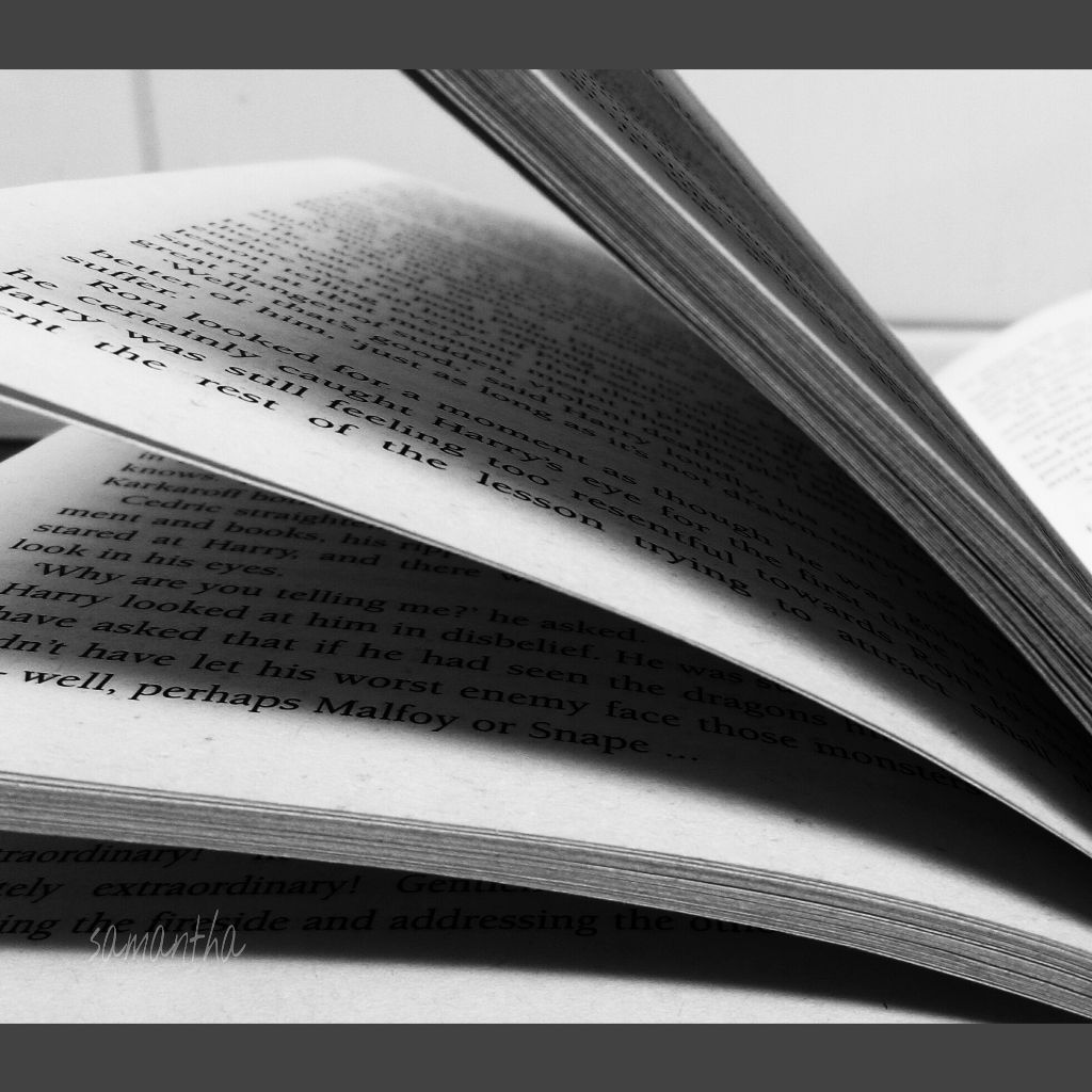 #book #reading  #blackandwhite#words #paper #photography #soft