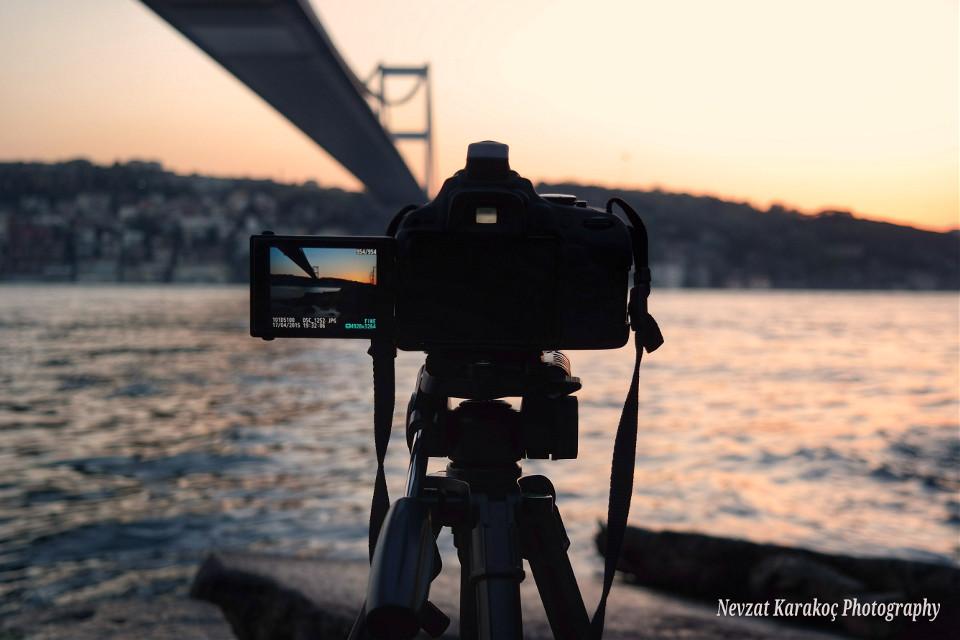 #hdr #photography #sunset#bridge #istanbul #Turkey