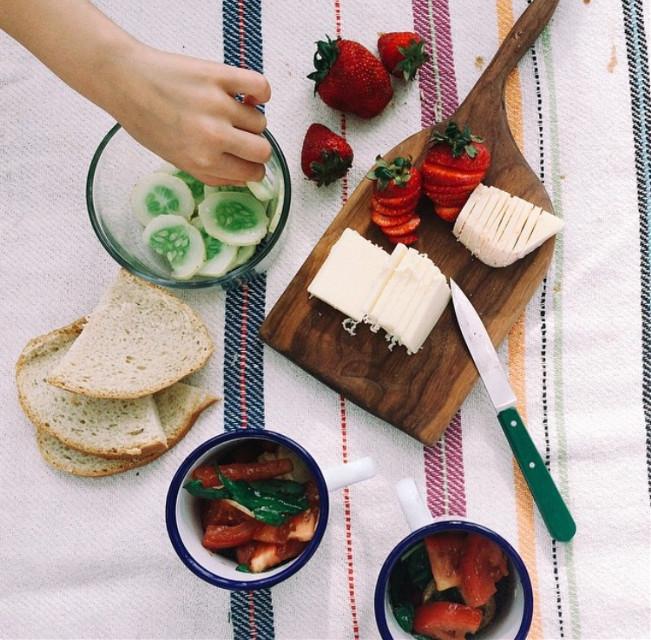 easy breakfeast😋 #breakfast #photography #yummyfood