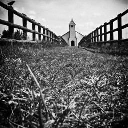 blackandwhite photography church alberta canada