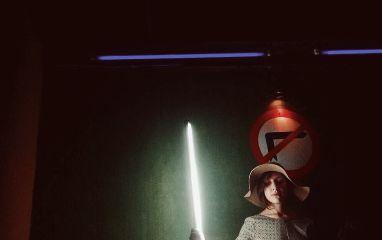 backstage lights