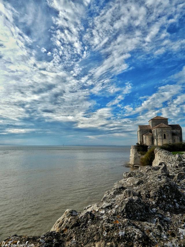 Talmont Sur Gironde... France 😉 Gooood Week !!!! PICSART 😉  #france #travel #HappyPlace #freetoedit #love #emotions