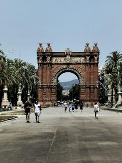 barcelona summer classtrip travel