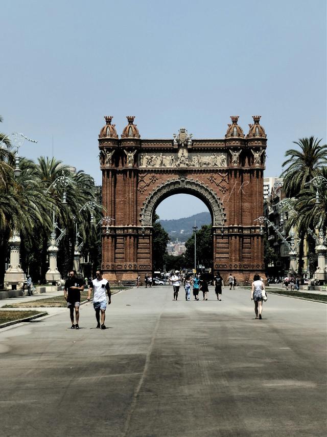 #barcelona #summer #classtrip #travel